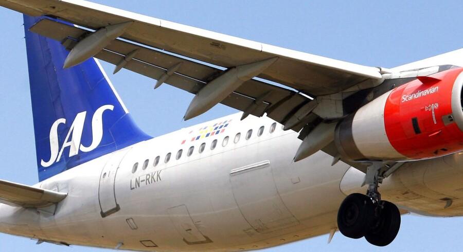 """I slutningen af maj blev SAS udelukket fra det transatlantiske rutesamarbejde """"Atlantic Plus Plus"""", der har Lufthansa, United og Air Canada som de bærende kræfter."""