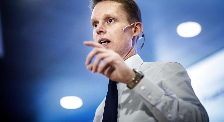 DONG Energys koncernchef Henrik Poulsen