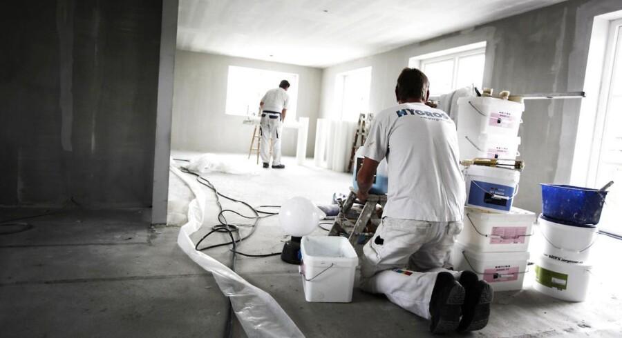 Håndværksrådet mener, at regeringen bør overveje at gøre boligjob-ordningen permanent - både for at holde gang i økonomien og for at undgå sort arbejde.