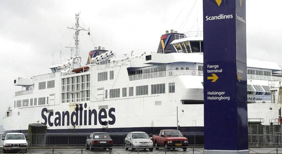 Scandlines' ejere kæmper med at få solgt rederiet.