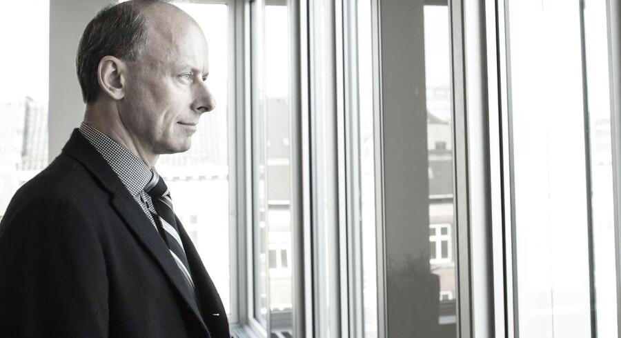 Klaus Holse, administrerende direktør i SimCorp.