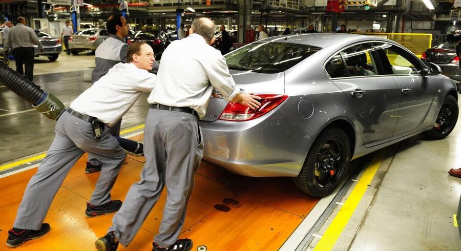 Opel og franske PSA - som står bag Citroen og Peugeot - vil måske intensivere samarbejdet og udvikle helt nye modeller sammen.