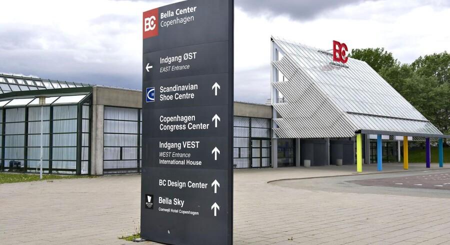 Bella Center på Amager i København.