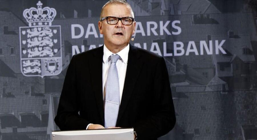 Nationalbankdirektør Lars Rohde