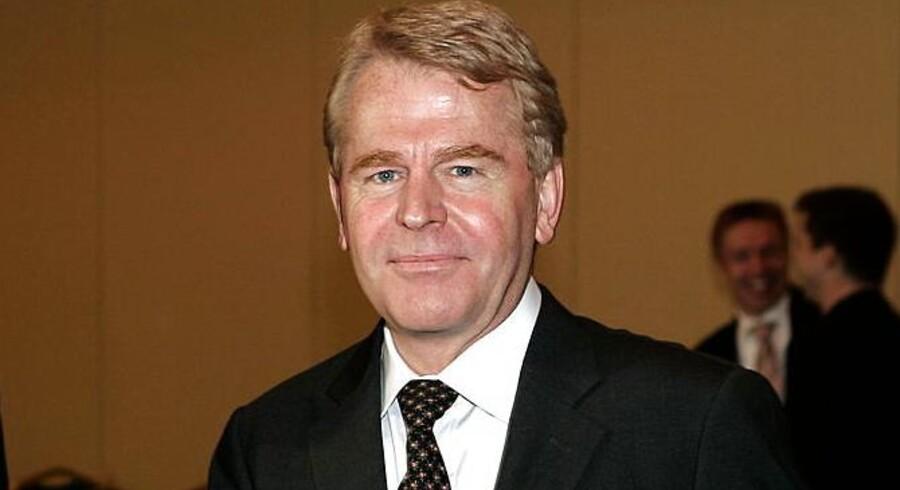 ØKs koncernchef Niels Henrik Jensen