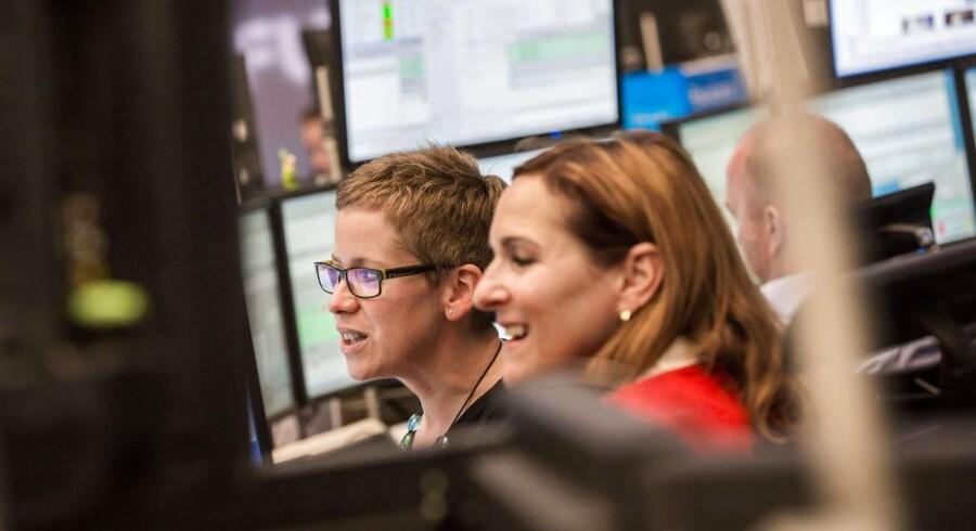 Stoxx 600-indekset sluttede 0,5 pct. højere i indeks 398,30 med en stort set ligelig fordeling mellem stigende og faldende aktier.