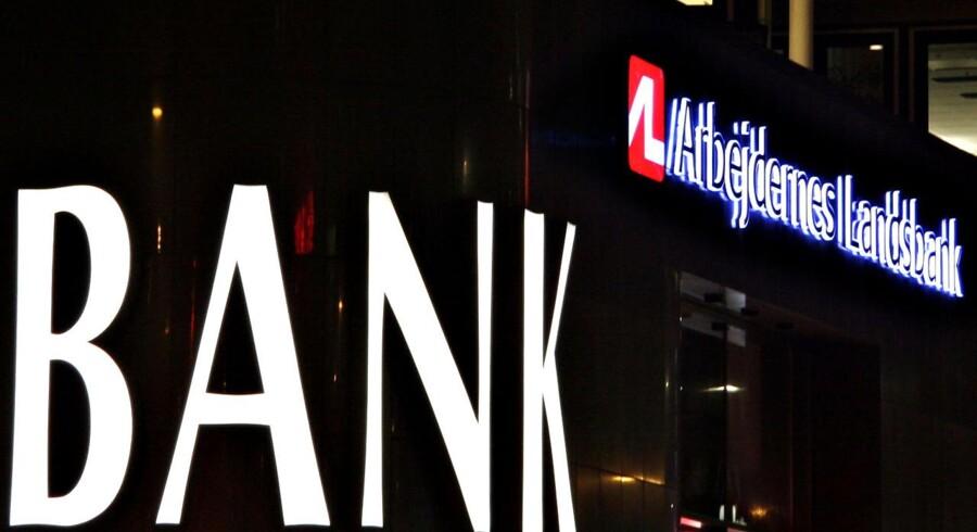 Arbejdernes Landsbank er en af de banker, hvor man endnu kan oprette en bankkonto gratis.