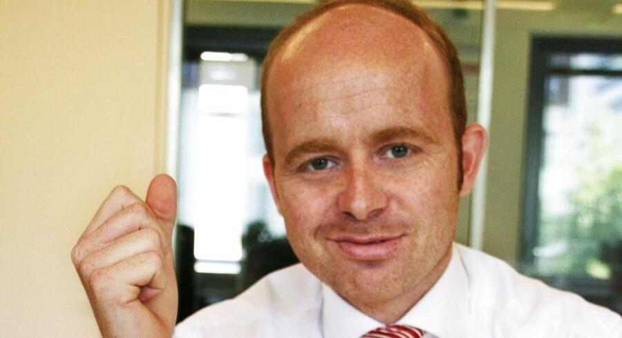Martin Præstegaard bliver ny departementschef i Finansministeriet.