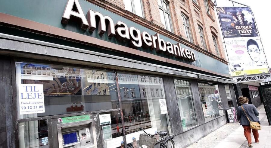 Dansk Aktionærforening mener, at de private har gode muligheder for at få erstatning efter Amagerbankens krak.