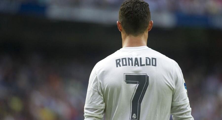 Cristiano Ronaldo ser sig selv spille i USA en dag.