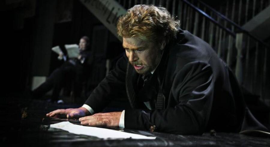 """Stig Fogh Andersen som """"Tannhäuser"""" på Operaen. Foto: Per Morten Abrahamsen."""