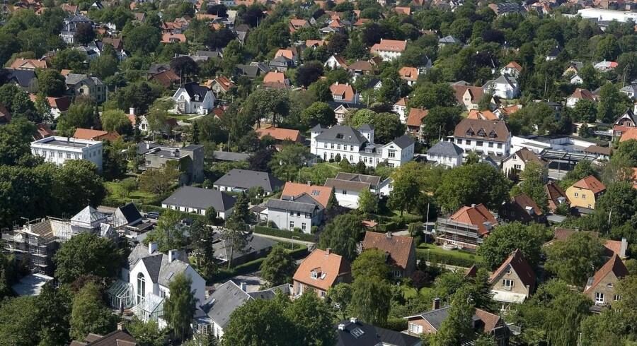Nu har op mod 2500 danskere tastet deres renter ind, og du kan se renter for lønkonti, forbrugslån og kassekreditter på det første kort, som kom på Business.dk i foråret.