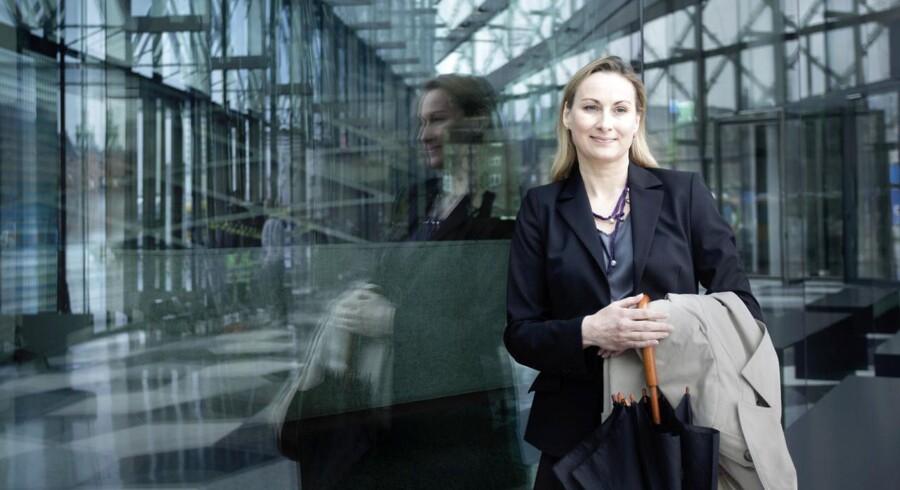Betina Lange, der skifter job til DEAS.
