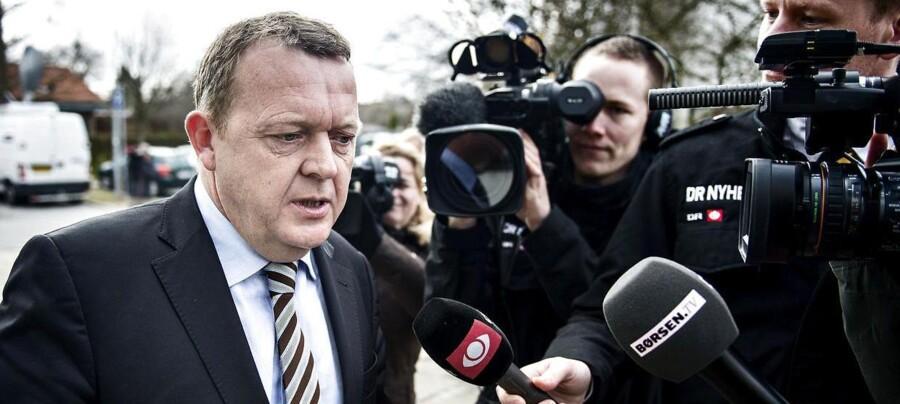 Venstres formand Lars Løkke Rasmussen skal vidne for statsløsekommissionen den 29. maj 2013