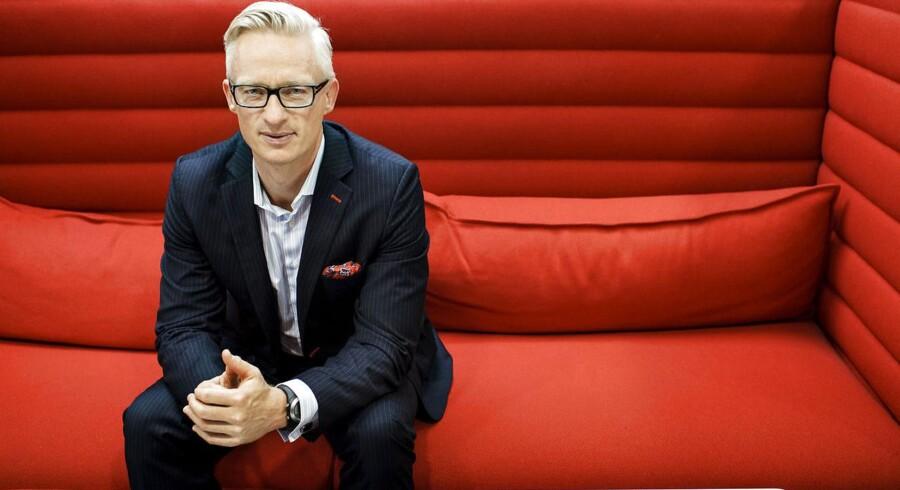 Direktør for Tryg, Morten Hübbe.