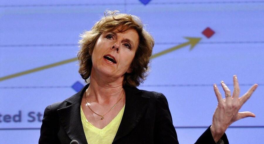 »I politik handler det ikke om at have ret, men om at få ret. Hvis Connie Hedegaard skal gøre sig forhåbninger om at få andre forslag på området igennem en anden gang, gør hun klogt i at huske det,« siger Jens Rohde, MEP for Venstre.