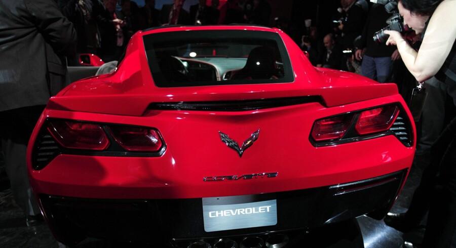 Amerikanernes – og især texanernes – helligdom nr. 1 er bilen. Foto: Bill Pugliano/AFP