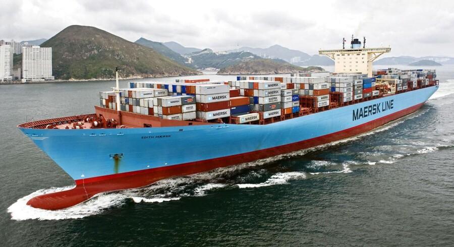 Maersk Line endte med at blive den store skuffelse i A.P. Møller – Mærsk-regnskabet. Omsætning Q1 2011: 32 mia. 2012: 35,8 mia. Resultat Q1 2011: 2,3 mia. 2012: Minus 3,4 mia. kroner.
