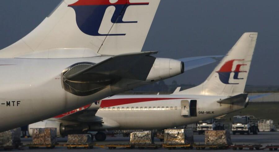 Malaysia Airlines er hårdt presset af de to tragiske ulykker.