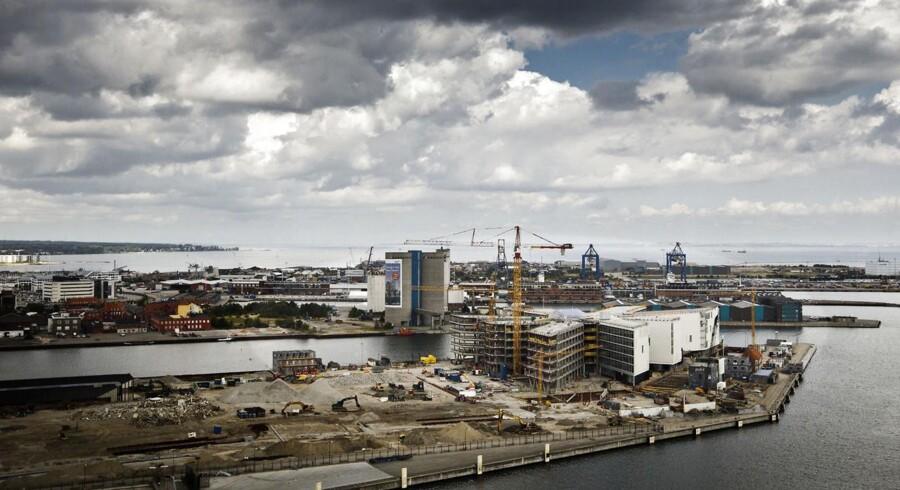 Den kommende havnetunnel skal føre biler og lastbiler fra Nordhavnen (på billedet) under havneløbet og videre via Refshaleøen, Kløvermarken, Amager Fælled og ned til Sjællandsbroen, hvor Amagermotorvejen begynder. Ved at lægge trafikken under jorden, bliver der mere plads over jorden til lokal trafik, og de indre bydele i København vil opleve langt færre tunge køretøjer på vejene.