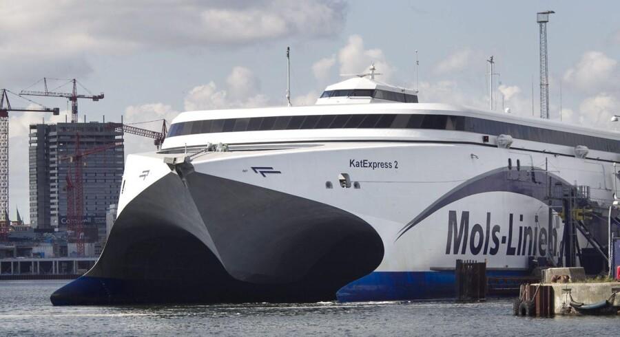 Den gode start på året får Mols-Linien til at fastholde sin ambition om at levere et positivt resultat i 2014 efter skat på op til 10 millioner kroner.
