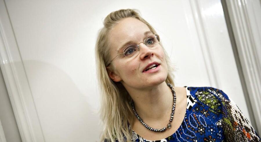 Charlotte Dyremose (K), uddannelsesordfører hos de Konservative. Arkivfoto 2011