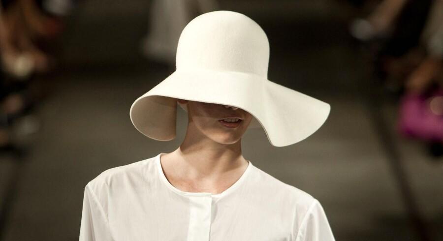 De danske modehuse er en del af de kreative erhverv, som skal være med til at skabe nye jobs.