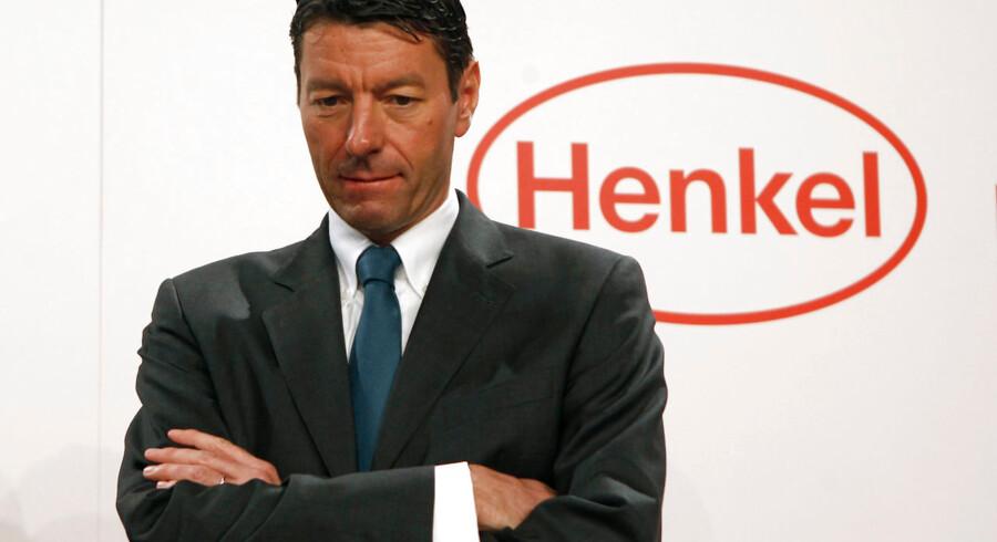 Kasper Rørsted, CEO i den tyske virksomhed Henkel siden 2008.