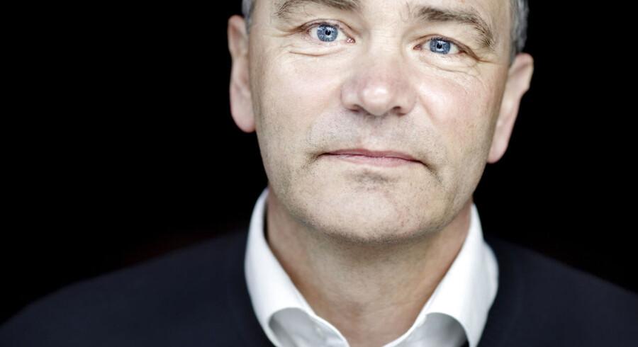 Jan Trøjborg borgmester for Horsens Kommune og formand for KL Kommunernes Landsforening