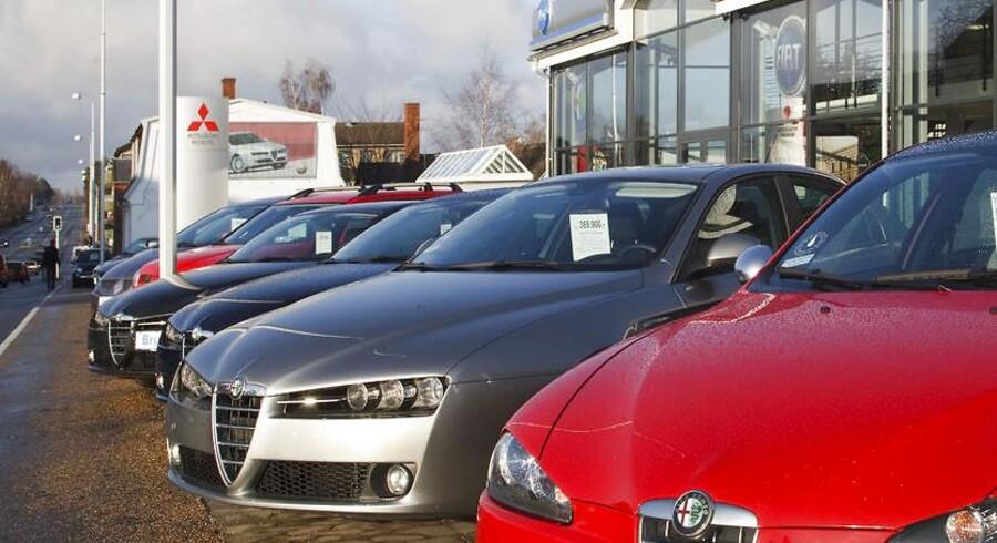 De nordsjællandske familier og familierne i Solrød, Egedal og Rebild i Nordjylland står for de fleste bilkøb blandt landets familier i 2012 ifølge nye tal fra Danmarks Statistik