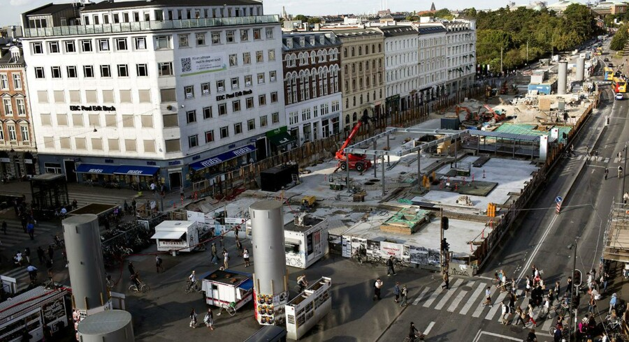 De mange ufærdige projekter, som konkursramte E. Pihl og Søn efterlader sig, gør konkursbehandlingen kompliceret - ombygningen af Nørreport Station er dog overtaget af en partner i byggeriet.
