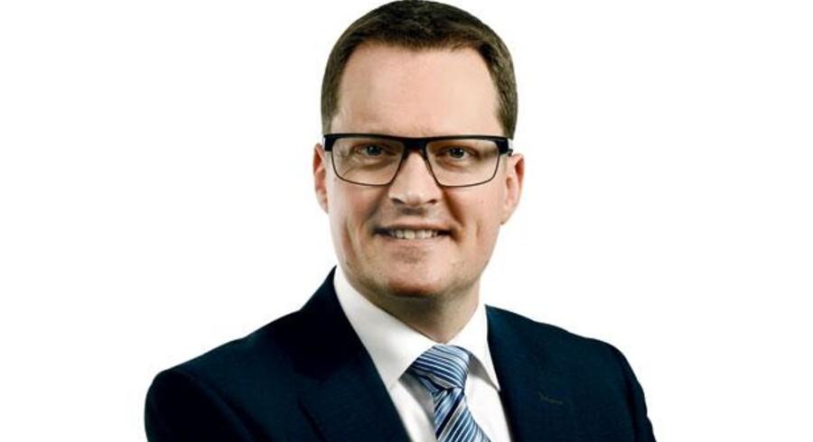 Jesper Beinov, redaktør, kultur, debat & navne