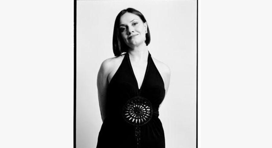 Roberta Incernizzi var den ene af sopransolisterne ved torsdagens koncert og kan opleves igen i Tivoli torsdag 17. juni.