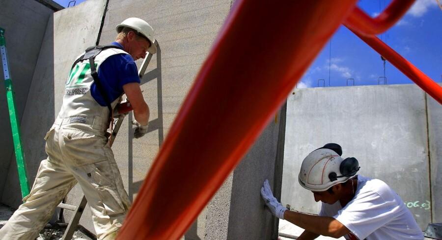 Nye anbefalinger fra ekspertudvalget Leo Larsen skal få flere ledige danskere ud på byggeprojekterne i Danmark.