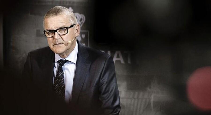 Nationalbankdirektør Lars Rohde.