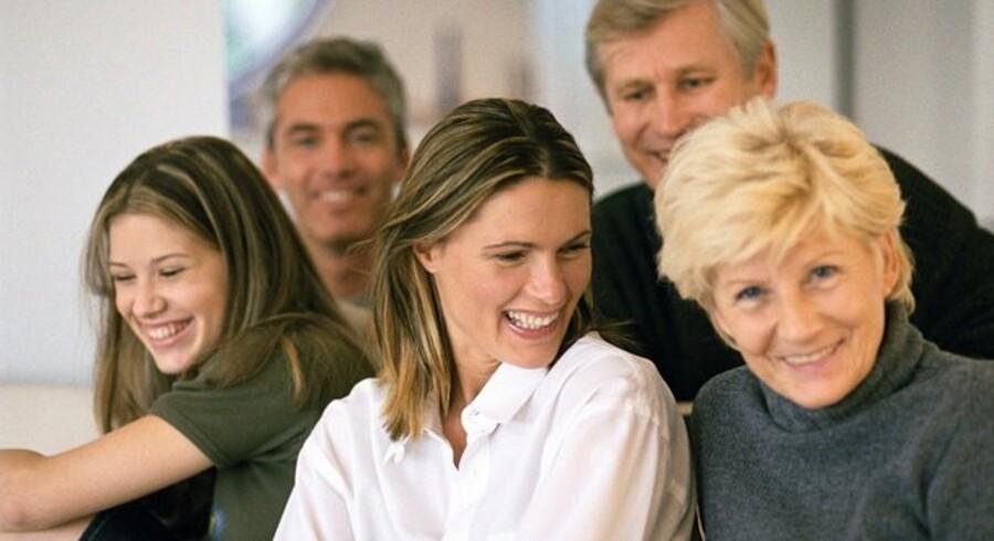 Bag de hyggelige familiefoto skjuler sig ofte den virkelighed, at svigerbørnene tit og ofte har markante meninger om, hvordan deres ægtefæller skal forholde sig til arven.