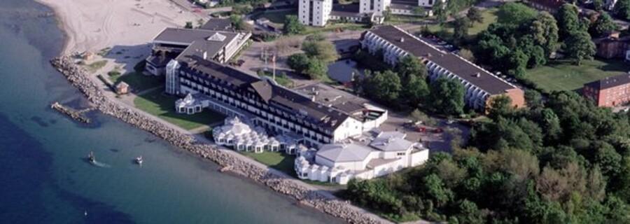 Et eksempel på et hotel med et iøjnefaldende udenlandsk moderselskab bag sig er Hotel Marienlyst i Helsingør med Singapore-investoren Francis Chua Seng Kiat i spidsen.