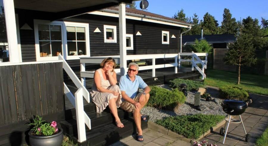 Wenche Sletterød Stenvang havde ingen problemer med at blive godkendt til at købe et dansk sommerhus.