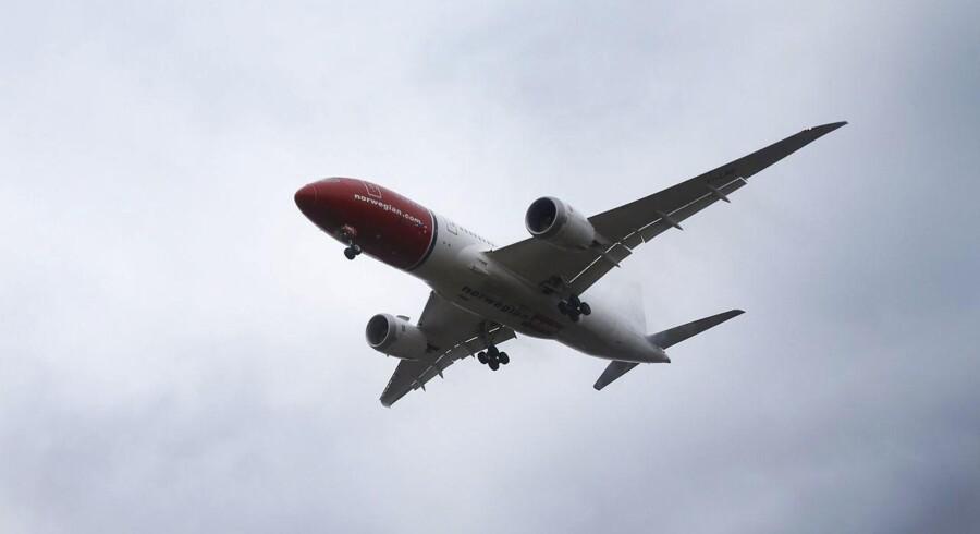 Et Norwegian-ejet Dreamliner-fly gennemgår nu de sidste testflyvninger, inden det sættes i drift om 10 dage.