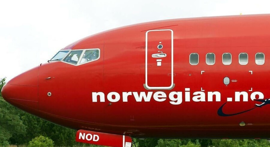 Norwegian afblæser strejke