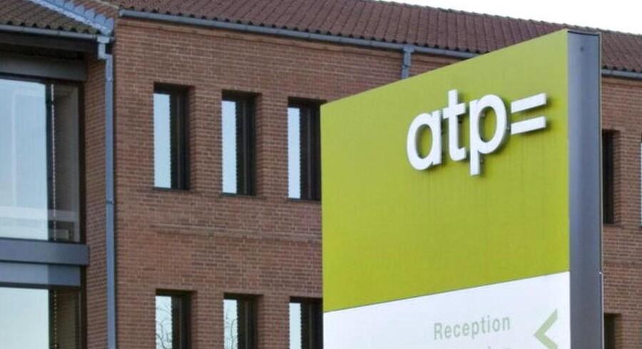 ATP udgør en stadigt mindre del af danskernes pensioner, og indbetalingerne til ATP for en typisk lønmodtager er nu nede på 270 kroner om måneden