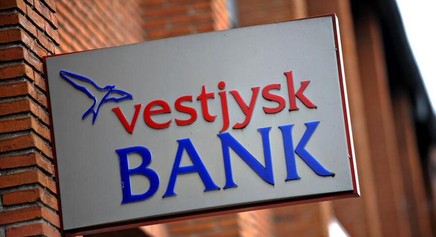 Staten bliver storaktionær i Vestjysk Bank