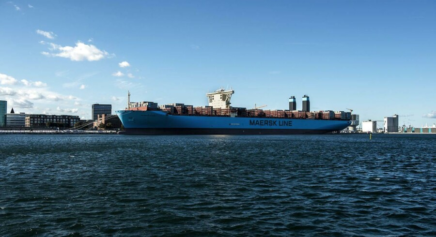 Containerrederierne har i flere år døjet med overkapacitet på ruterne fra Asien til Europa, hvor svag efterspørgsel ikke har kunne følge med udbuddet