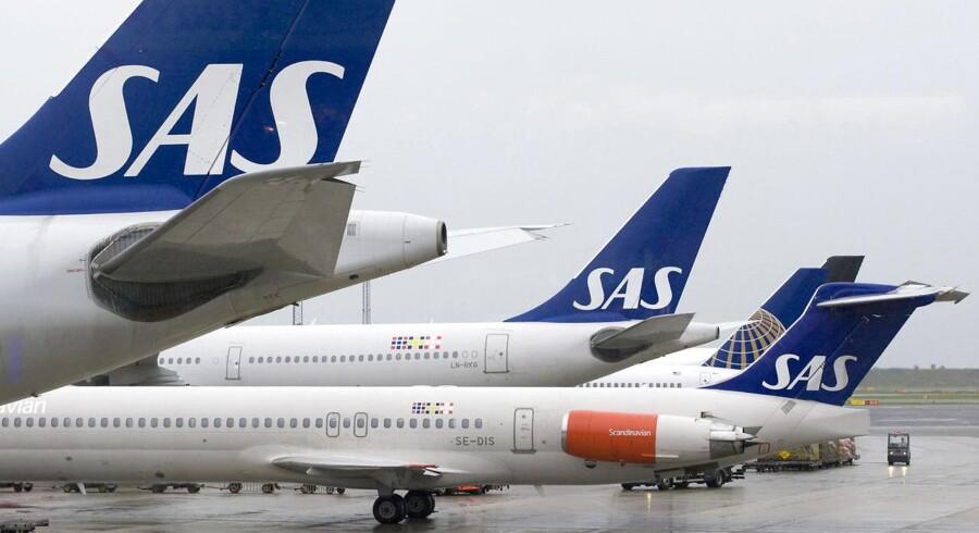Den nye låneaftale er med pant i tre store fly.