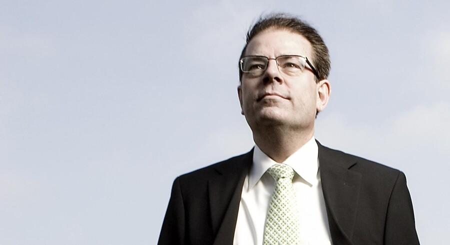 Tom Knutzen, Danisco