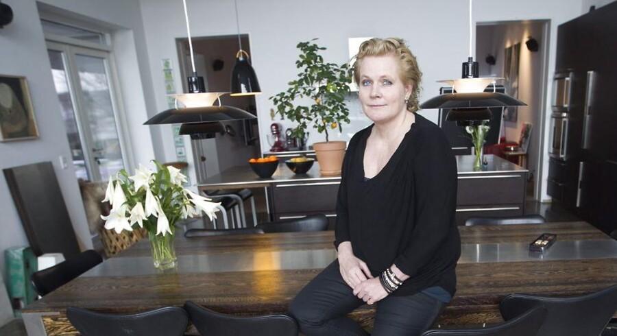Anne Mette Markvad grundlagde Pilgrim i 1983. I dag kæmper smykkefirmaet for sin overlevelse med millionunderskud og pres fra banken.