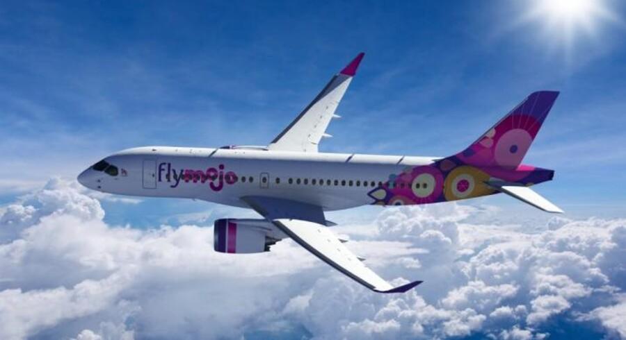 Flymojo bliver Malaysias ottende flyselskab.