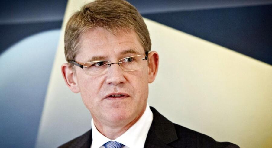 Lars Rebien Sørensen, topchef i Novo Nordisk.