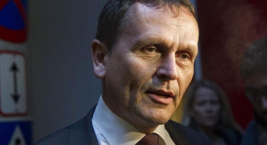 Næstkommanderende i SAS er den danske koncernchef Flemming Jensen. Han ved endnu ikke, om SAS får over- eller underskud af piloter.