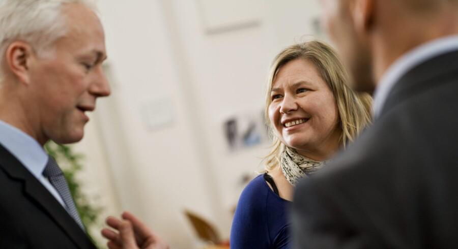 Center for Ledelse er Danmarks største ledelseshus. De tilbyder mere end 50 netværk, så ledere og HR-professionelle kan sparre sammen. Eksempelvis om forandringsledelse, som er noget af det, der optager lederne mest til dagligt. PR-foto